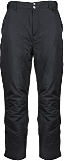 Arctic Quest Mens Water Resistant Insulated Ski Snow Pants