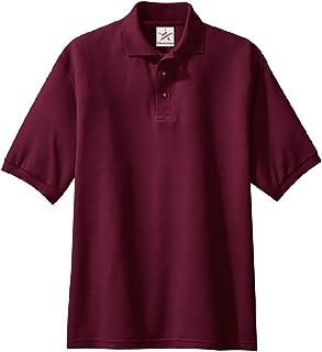 Star and Stripes Premium Polo Shirts Durable Plain Work wear Polo Shirt