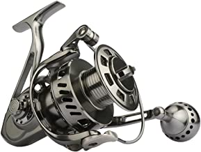 Goture II-Cast Series Full Metal CNC Saltwater Spinning Fishing Reel