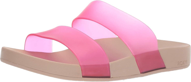 Roxy Womens Lonee Slip on Sandal Sport Sandal