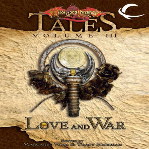 Love and War audiobook cover art