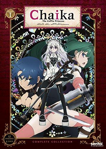 Chaika: The Coffin Princess: Season 1