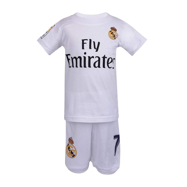PJ de fútbol Cristiano Ronaldo # 7 Camiseta estilo ✓ De Pijama PJ ...