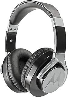 Fone de Ouvido Pulse Max com Microfone, Motorola, SH004, Preto
