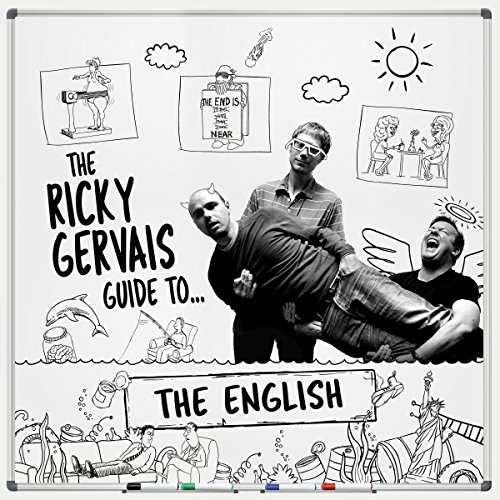 The Ricky Gervais Guide to... THE ENGLISH cover art