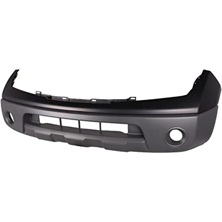 Front Upper BUMPER COVER Primed compatible with 2005-2008 Nissan Frontier