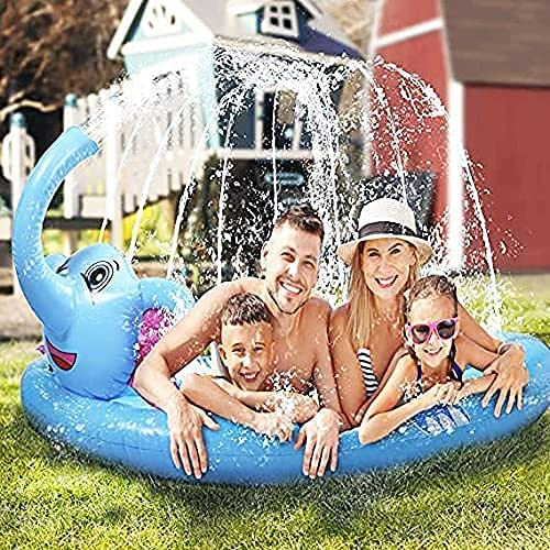 FENRUIR Elephant Sprinkler,Sprinkler for Our shop most popular Outdoor Kids Play Online limited product