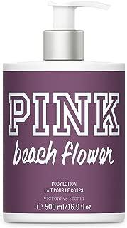 VICTORIA'S SECRET PINK BEACH FLOWER BODY LOTION 16.9 FL OZ