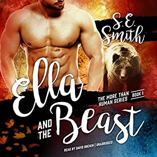 Ella and the Beast audiobook cover art