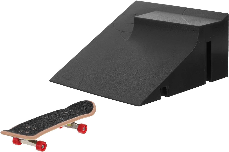 TOYANDONA Skate Spring Financial sales sale new work one after another Park Kit Mini Toys Finger Set Skateboard