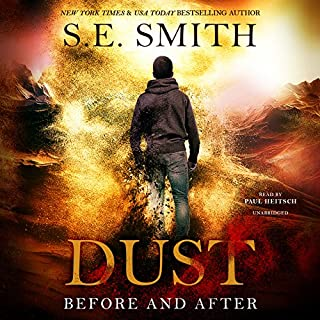 Dust: Before and After audiobook cover art