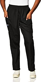 Cherokee womens Workwear Scrubs Pull-on Cargo Pant Cargo (pack of 1)