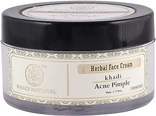 Khadi Natural Ayurvedic Acne Pimple Cream, 50g