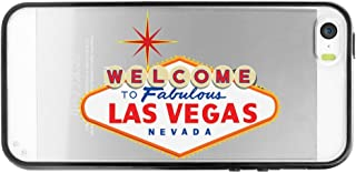 Cellet TPU / PC Proguard with Welcome to Las Vegas for Apple iPhone 5 5s