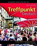 Treffpunkt Deutsch 6th edition (Annon. Instructor's Edition)
