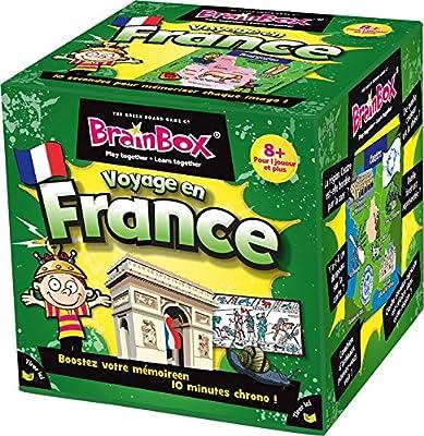 Asmodee - Jeu Enfants - Brain Box
