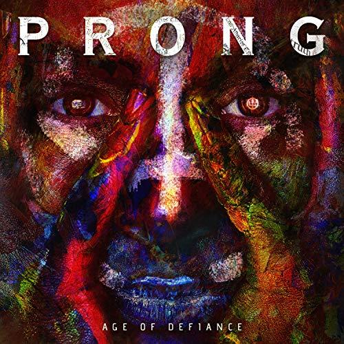 Age Of Defiance (orange mit schwarzen Schlieren) [Vinyl Maxi-Single]