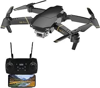 Drone GD89 WiFi FPV 480 P HD Câmera Altitude.