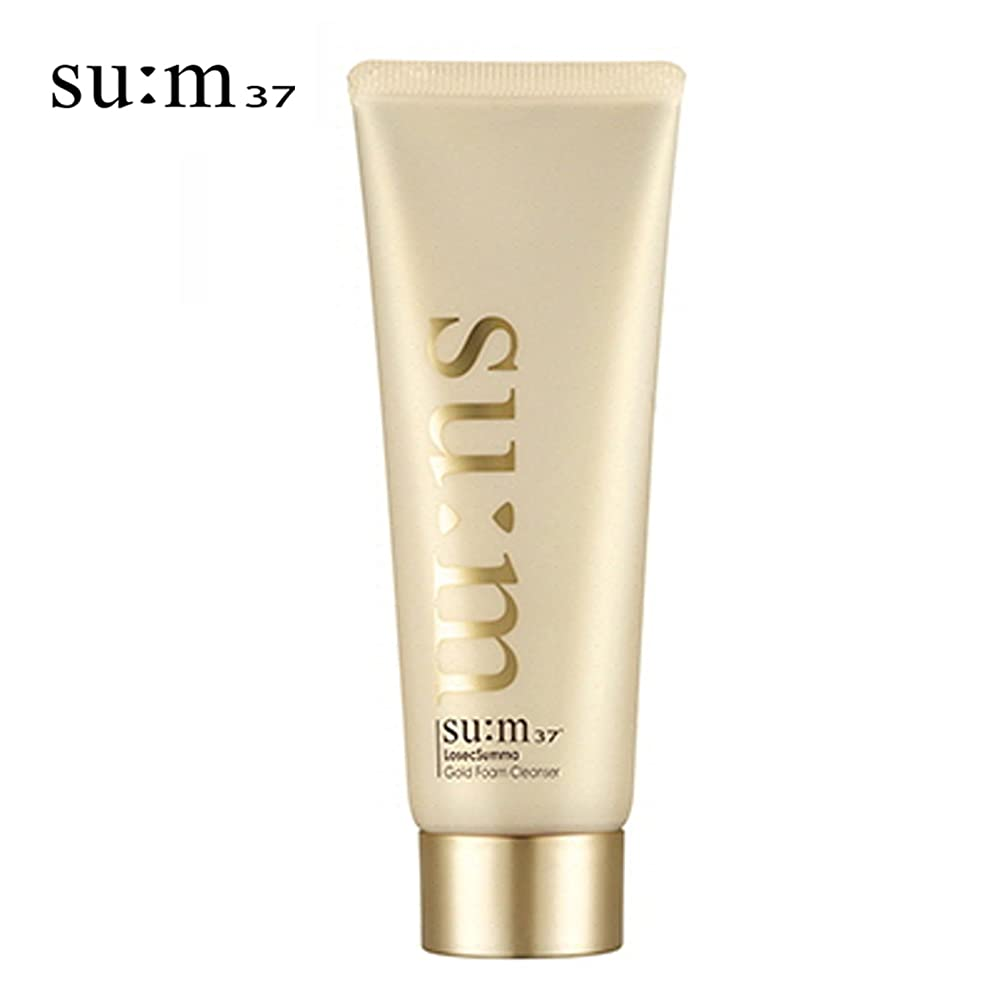 苦いにはまってしてはいけない[su:m37/スム37°]Sum37 でシック スムマ エリクサーフォーム クレンザー / スム37 LosecSumma Elixir Foam Cleanser+ [Sample Gift](海外直送品)