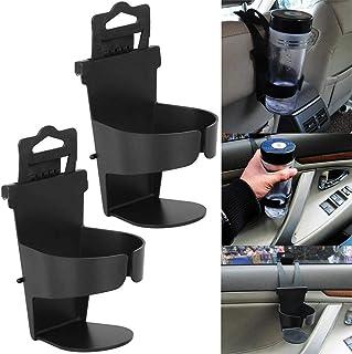 Tazza per autoveicolo per auto in grado di bere portabottiglie Gancio Portabicchieri per auto Supporto per portabottiglie per acqua universale per camion per auto Portabottiglie Supporto per porta
