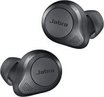 Jabra 100-99190003-40 Elite 85t True Wireless Earbuds - Advanced Active Noise Cancellation with Long Battery Life and...