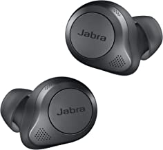Jabra 100-99190003-40 Elite 85t True Wireless Earbuds - Advanced Active Noise Cancellation with Long Battery Life and Powe...