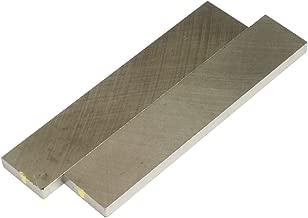 bangdan Alnico 4 Bar Magnet 2.5 x .5 x .125 For humbucker and P90 pickups, 2 pcs Magnetized
