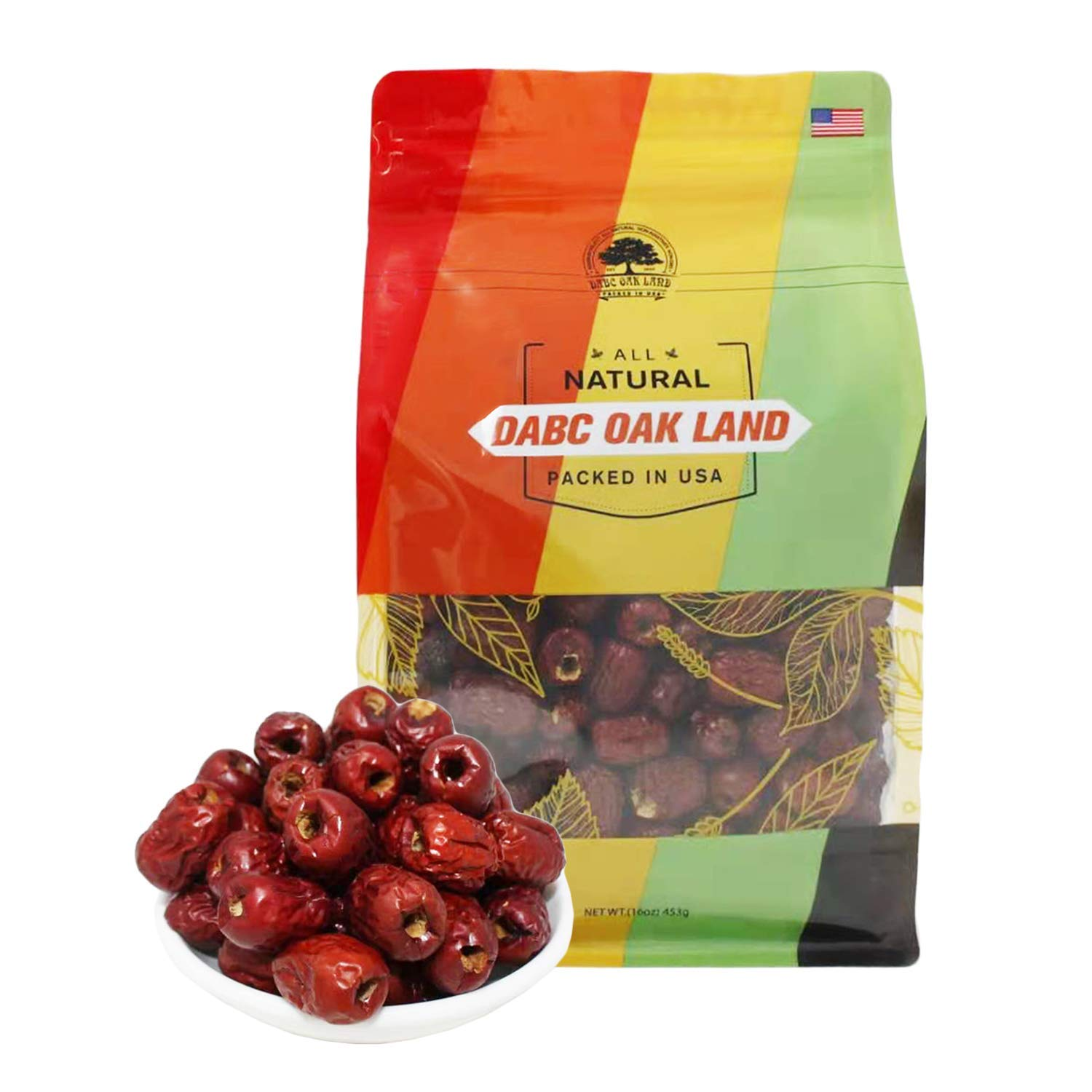 DOL No Date Pits Dried vitamin Bargain High nutrition Jujube Weekly update Dates