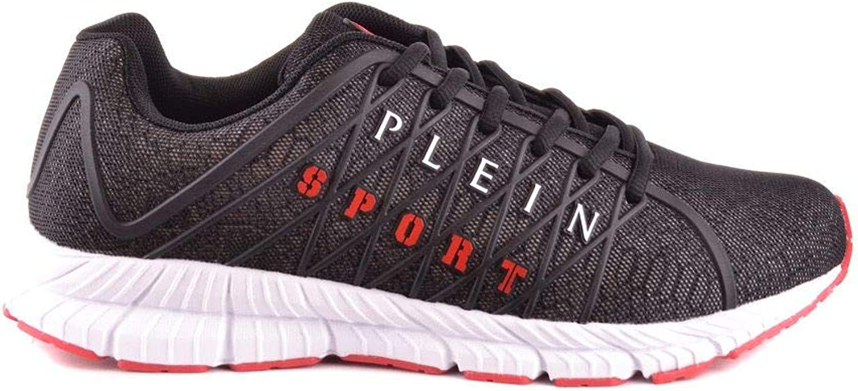 Philipp Philipp Philipp Plein Herren MSC0550STE006N02 Schwarz Polyester Sneakers B07DXFHG44  3053e5