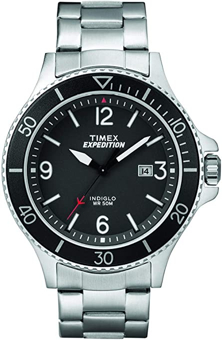 Timex Men's TW4B10900 Year-Round Analog Quartz Silver Watch