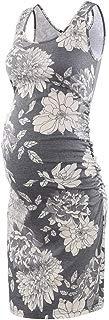 Liu & Qu Women's Maternity Sleeveless Tank Dresses Side...