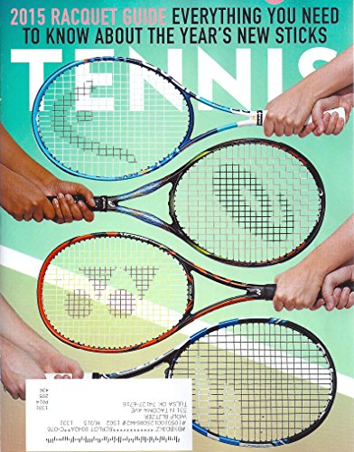 * 2015 RACQUET GUIDE * CiCi Bellis l Tournament of Champions - April, 2015 Tennis Magazine