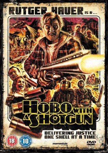 Hobo with a Shotgun [DVD] by Rutger Hauer