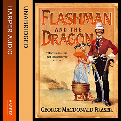 Flashman and the Dragon Titelbild