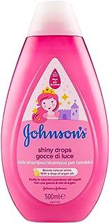 Nivea Johnsons Baby Shampoo 500 ml Gocce Di Luce
