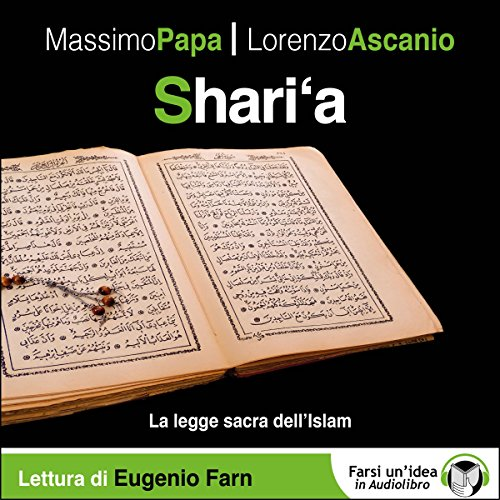 Shari'a: La legge sacra dell'Islam audiobook cover art
