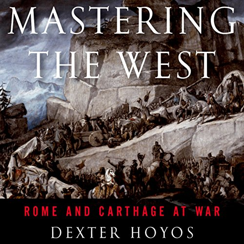 Mastering the West audiobook cover art