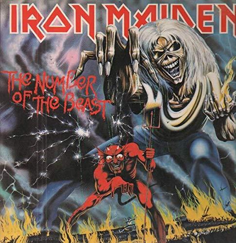 Number of the Beast [Vinyl LP]