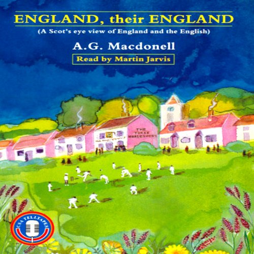 England, Their England audiobook cover art