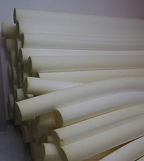 Cojín cilíndrico de gomaespuma para sofá, sillón, cama, varios tamaños (100, 20)