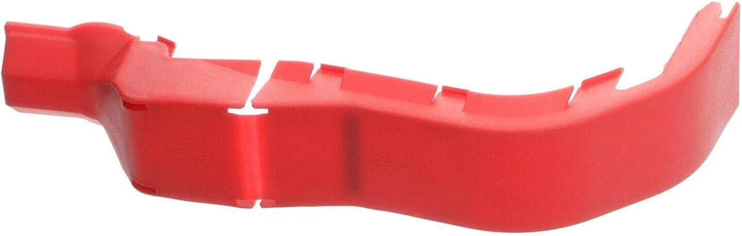 GМ Positive Battery Cable Fresno Mall Cover Quantity limited 2007-2010 Red Sierr Silverado