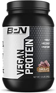 Bare Performance Nutrition, Vegan Protein, Plant Based Protein, Pea Protein, Watermelon Protein and Pumpkin Protein, Natur...