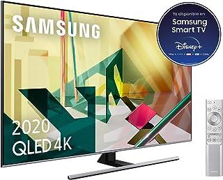 comprar comparacion Samsung QLED 4K 2020 55Q75T - Smart TV de 55