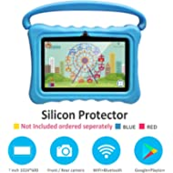 Kids Tablets pc 7 Android Kids Tablet for Kids Learning Tablet Quad Core with WiFi Dual Camera...
