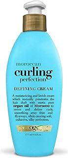 Organix Moroccan Curl Perfection Defining Cream, 6oz (3 Pack)
