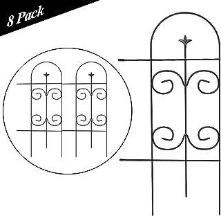 Best garden iron fence Reviews