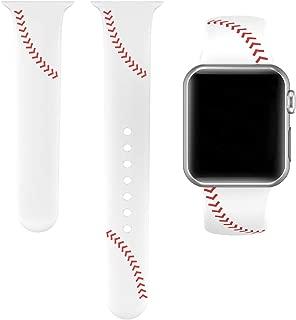 Best baseball stitch apple watch band Reviews