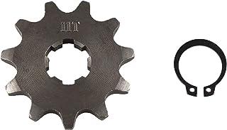 Roda de motor dianteiro Supermotorparts 1 420 11T para bicicleta de sujeira Lifan Loncin 125 140 150 160 cc