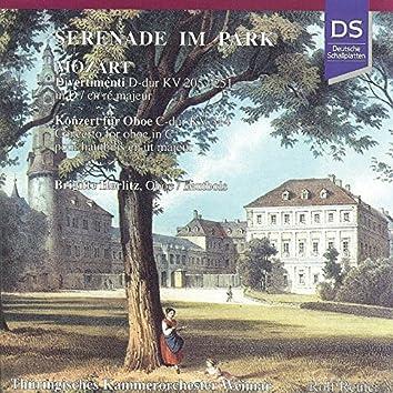 Mozart: Serenade im Park