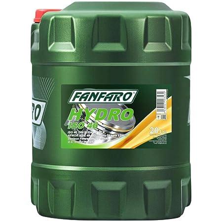 Hydraulic Oil 20 L 46 Iso Hlp46 Hlp Baumarkt